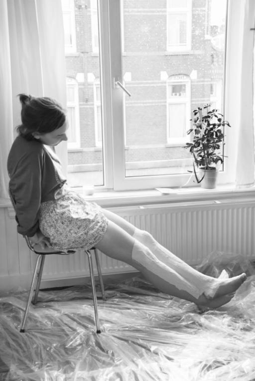 Min van der Plus Still Life Of Marijn (2016)