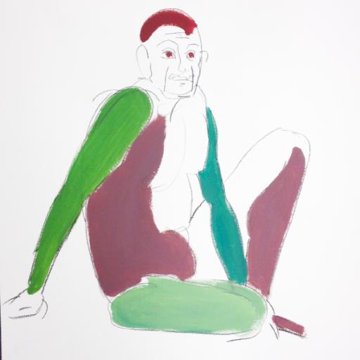 Min van der Plus Drawings